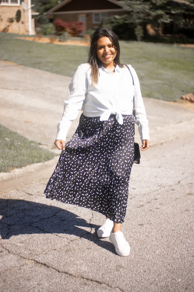Plus-Size Spring Outfits