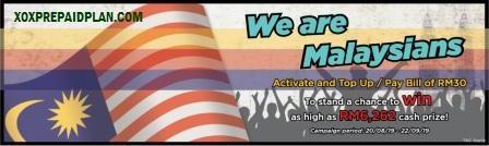 Onexox We are Malaysia Campaigns