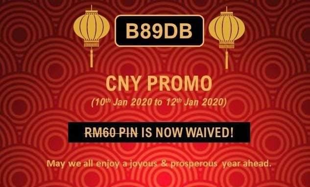 PROMOSI-PAKEJ-B89DB-BLACK-ONEXOX