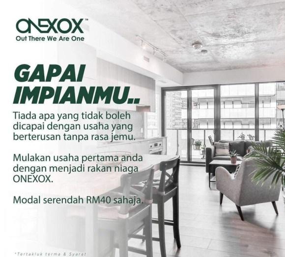 PLAN ONEXOX DEALER