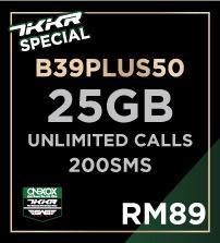 Plan B39Plus 50 Onexox Black