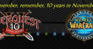 Ten Years of Titans: World of Warcraft, EverQuest 2 Anniversary