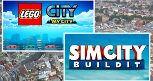 Impressions: SimCity BuildIt, LEGO My City