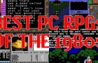 Poll: Best RPGs of the 80s