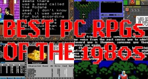 The Best RPGs of the '80s: The Results!