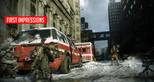 The Division Beta 1st Impressions