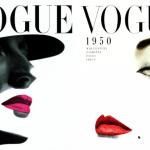 Erwin Blumenfeld, Vogue, 1949 & 1950