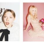 "Juergen Teller, ""Then&Now"" Dakota Fanning for Marc Jacobs, 2007"