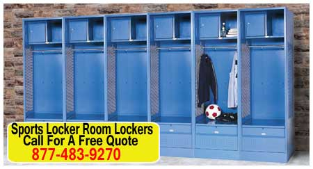 A Buyers Guide To Selecting Lockers And Locker Room