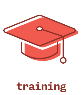 training-icon-text