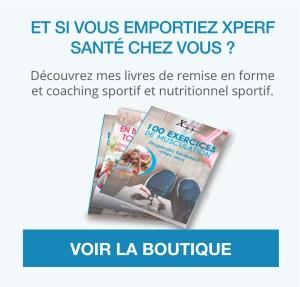 Xperf santé boutique