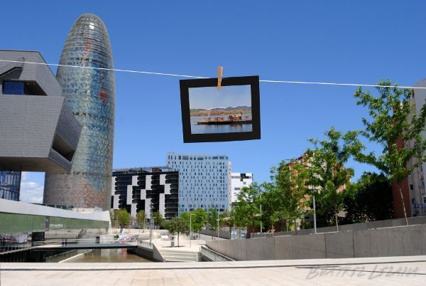 Torre Agbar en glories