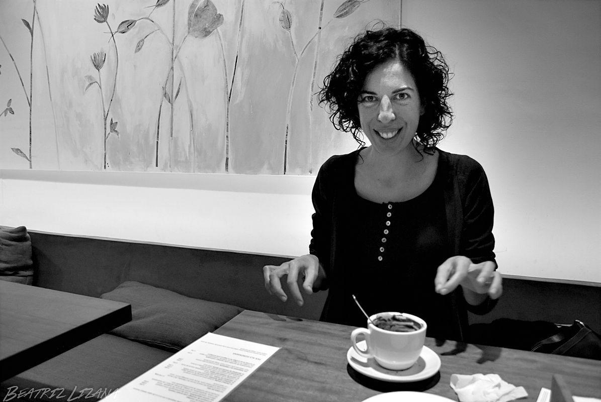 Retrato de Irene García | Beatriz Lizana