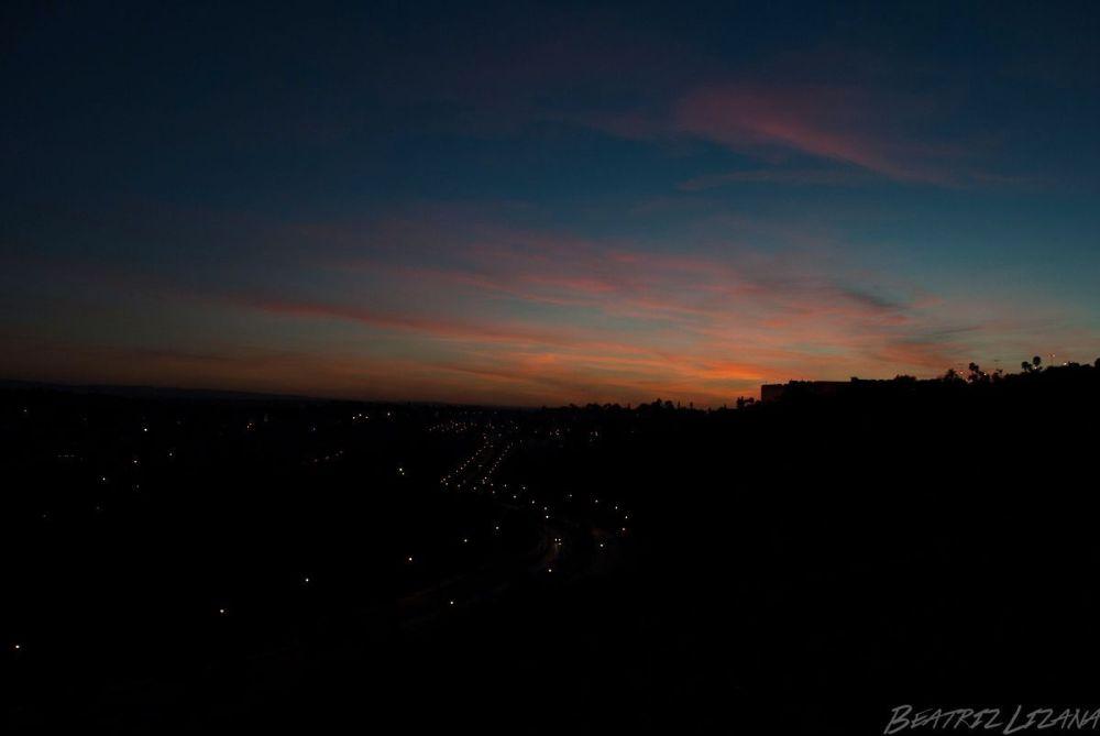 Puesta de sol en Fez