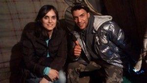 retrato con Chakir, Marruecos