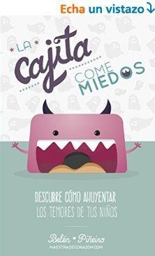 Libro: La cajita comemiedos | Belén Piñeiro