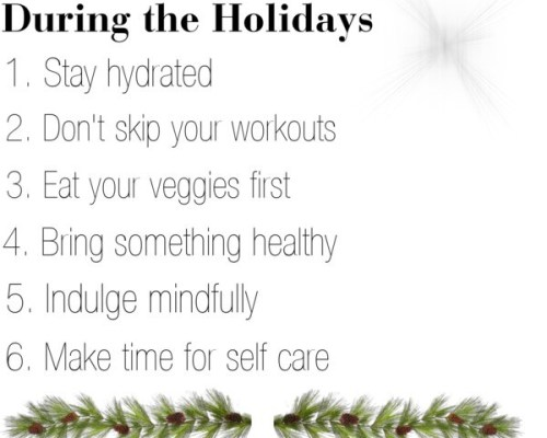 6 Simple Ways to Stay Healthy During the Holidays - www.Xperimentsinliving.com