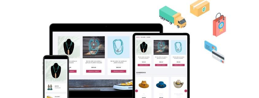 Sitio web adaptable a diferentes dispositivos