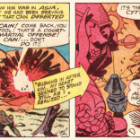 """""""Y'know--Cyttorak? We covered this in basic training, Cain."""" (X-Men #12)"""