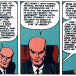 Play along at home: How many lies is Professor Xavier telling in these panels from X-Men #1?