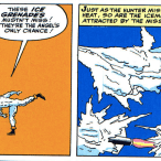 Snow grenades, from X-Men #1.