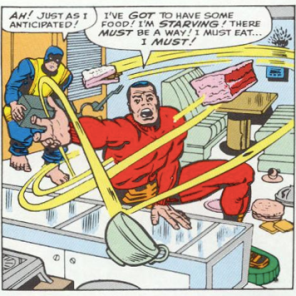 Unus the Untouchable is having a bad day in X-Men #8.