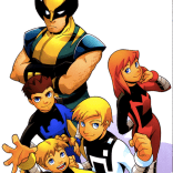 For more fun, low-angst X-Men in the spirit of First Class, we recommend the hell out of this X-Men / Power Pack miniseries.