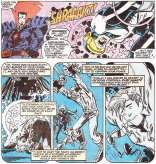 Cycloptometry, from X-Factor #39.