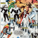 Alpha Flight. (X-Men #120)