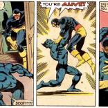 This is an awesome reunion, and notable as one of the only times Cyclops has ever successfully completed a hug. (X-Men #125)