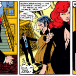 """About fucking time you caught on,"" says the audience. (X-Men #132)"