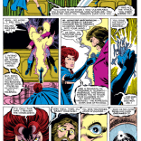 Yo, Mastermind, let's talk about manipulating omnipotent cosmic forces and natural consequences. (X-Men #134)