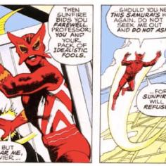Never change, Sunfire. (X-Men #94)
