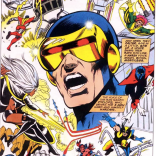 Check out that sweet Dave Cockrum training montage. (X-Men #94)