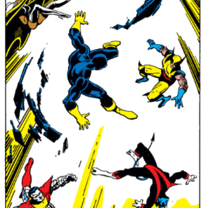 Well, that escalated quickly. (X-Men #135)