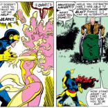 GOD DAMNIT, PROFESSOR X. (X-Men #136)