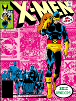 This is one of those covers that will be riffed and referenced until the end of time. (X-Men #138)