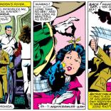 TAKE IT DOWN A NOTCH, WOLVEIRNE. (X-Men #143)