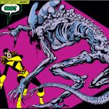 """""""Not an Alien homage!"""" (X-Men #143)"""
