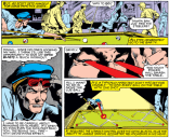 The fact that he straight-up cheats at pool is a pretty legit charming Cyclops detail. (X-Men #144)