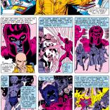 Professor Xavier, doing our job for us. (X-Men #149)