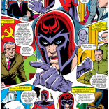 Magneto's dastardly plan is basically peaceful nuclear disarmament. (X-Men #150)