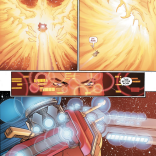 Yeah, that'll end well, Iron Man. (Avengers vs. X-Men #5)