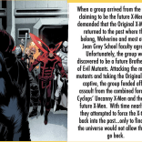 Pretty much everything you need to know about Battle of the Atom. (Wolverine and the X-Men #37)