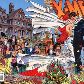 Next Episode: Fast-forwarding to 1994 for the wedding of Scott Summers and Jean Grey.
