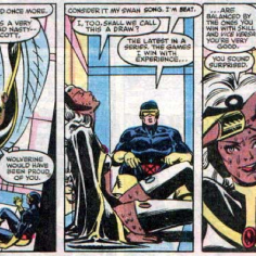"Is there a friendship equivalent to ""we 'ship it""? Because, that. (Uncanny X-Men #154)"