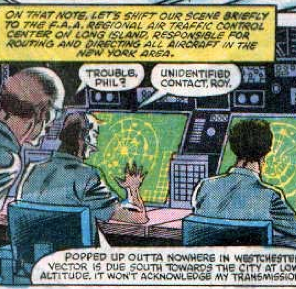 Roy and Phil are the new Harvey and Janet. (Uncanny X-Men #154)