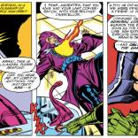 It's okay. He'll be back. (Uncanny X-Men #157)
