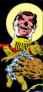 Belasco, man. (X-Men #160)