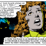 Kitty, you adorable nerd. (X-Men #160)